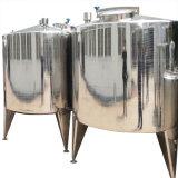SUS304 de Tank van de Opslag van het Mineraalwater van het roestvrij staal 1000L
