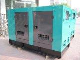De regendichte Geluiddichte Gesloten Diesel van het Type van Luifel Reeks van de Generator