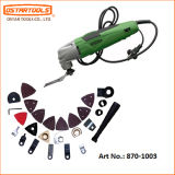 Bosch Multi Tool Kit eléctrico Función de sistema de herramienta de alimentación oscilante