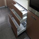 N & L mobilia moderna della cucina con i cassetti elettrici della Tabella di elevatore