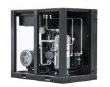 Fabricante profissional ruído do compressor de ar do parafuso do baixo (4KW-75KW)