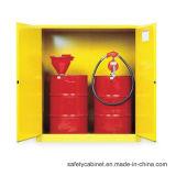 Westco feuergefährlicher Sicherheits-Speicher-Schrank für 2 vertikale Trommeln