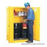 Шкаф хранения безопасности Westco воспламеняющий для 2 вертикальных барабанчиков