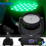 Bewegendes Head LED 108PCS RGBW Indoor Wash Light
