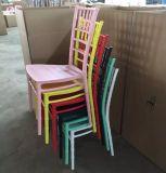 سريعة تسليم عرس بلاستيكيّة [شفري] كرسي تثبيت