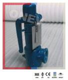 Valve de décompression de fil de vapeur avec le levier (A28Y)