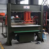 Tagliatrice capa girante automatica idraulica del pattino