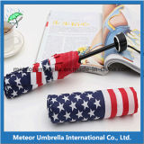 4色刷アメリカのフラグの傘