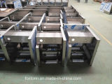 Abitudine 304 Stainless Steel Cash Counter per Super Market