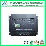 регулятор обязанности электрической системы PWM 12/24V 30A солнечный солнечный (QWP-1430E)