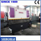 Máquina de dobra quente do freio da imprensa do metal de folha da venda de Wd67y 100/2500