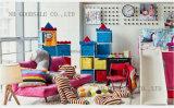 子供美しいDIYタワーの城の収納箱の一定のオルガナイザー--5PCS (GSA999-5)
