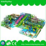 子供の大きいのための屋内柔らかい運動場装置(KP141028)