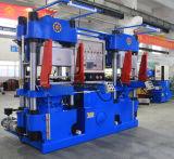 Automatische Schienen-hydraulische Presse-Gummimaschine für Slicone Auflage