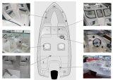 Barco da alta velocidade 1700