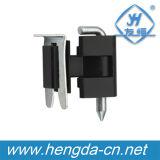 Yh9401は亜鉛合金のピボットキャビネットドアのヒンジを設計した