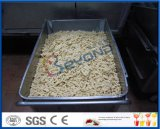 aufbereitende Zeile des Mozzarellakäse-Cheddarkäsekäses