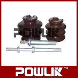 Qualität Porcelain Pin Insulator für High Voltage, Ceramic Insulator