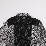 Рубашка печатание повелительниц одежды способа женщин