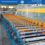 Aluminiumdach-Panel-Rolle, die Maschine bildet