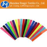 Gancho e laço reusáveis da cinta plástica de Velcro