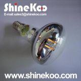 Bulbo del filamento del vidrio R80 8W LED (SUN-8WR80)