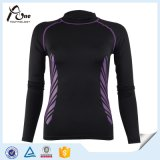 Alta qualidade Body Shape Lady Tops para Fitness Wear