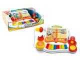 Het elektrische Muzikale Instrument van het Stuk speelgoed B/O van de Baby (H2162052)