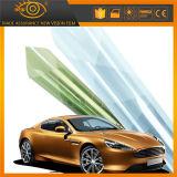 حرارة ينفث تخفيض نافذة فيلم معدنيّة لون فيلم لأنّ سيارة