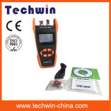 Techwin Tw3212ehandheld Laser-Energien-Messinstrument, das simultanes Messen-unterschiedliche Wellenlänge auf der Faser bereitstellt
