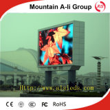 좋은 품질 P13.33 옥외 광고 Full-Color 발광 다이오드 표시