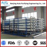 Système d'osmose d'inversion industriel de RO d'usine de dessalement