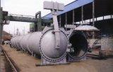 Le Filippine hanno sterilizzato nell'autoclave la linea di produzione concreta aerata di AAC mattone della gomma piuma