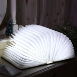 USB Rechargeable Color Changing Folding LED Nightlight Book Light Lamp
