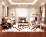 Le carrelage/construction Materail/a poli la tuile de porcelaine/carrelage en céramique, Ceramictile pour la décoration à la maison, les tuiles vitrifiées par 600X600