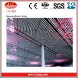 Plafonds van het Stuk van de Tegel van het Plafond van het aluminium de Hangende (Jh94)