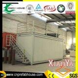 Casa modular pré-fabricada do recipiente (reboque, casa móvel)