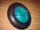 Plutônio Form Wheel 4.00-8/Wheelbarrow Tyre/Wheel Barrow Tyre Tube/Cart Tyre