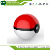 Bloco da bateria do banco da potência da esfera de Pokemon