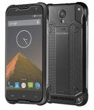 """Blackview BV5000 4G Lte 5.0 """" HDはMtk6735pのクォードのコア2GB RAM 16GB ROM 4780mAhのアンドロイド5.1 8MP GPSのスマートな電話黒カラーを防水する"""
