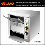 Grille-pain à chaînes commercial de modèle, grille-pain commercial électrique (VPT-338)