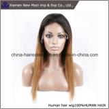 Signora Wig della parrucca di bellezza dei capelli umani del Virgin
