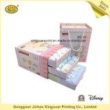 Cadre de empaquetage avec le guichet de PVC pour le vêtement de bébé (JHXY-PB0035)