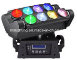 indicatore luminoso capo mobile del ragno di 8*10W RGBW 4in1 LED