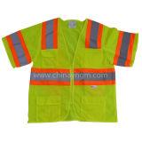 Revestimento reflexivo de passeio, veste/roupa da segurança
