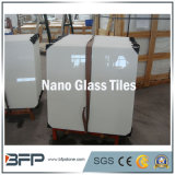 人工的な石造りの純粋で白い結晶させたNanoガラス平板