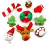 Juguetes del perro de la Navidad del gato de los accesorios de los productos del juguete del animal doméstico