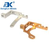 Latón piezas de precisión de mecanizado