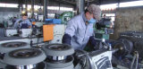 0.5 Tonnen-hakenförmige elektrische Kettenhebevorrichtung mit Elektromotor