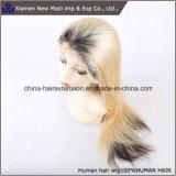 Parrucche anteriori del merletto delle parrucche dei capelli umani della Cina